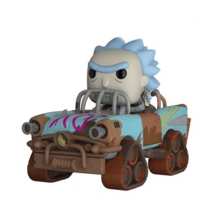 Figurine Pop XL Ride Mad Max - Rick & Morty