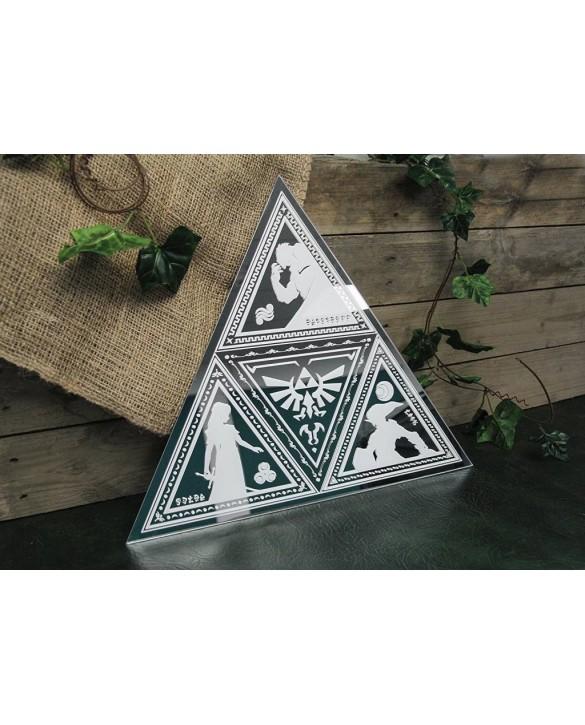 Miroir Legend of Zelda Tri-Force
