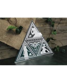Miroir Legend of Zelda Triforce