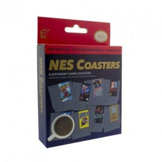 Dessous de verre Nintendo NES