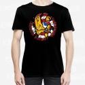 "T-Shirt ""Armure VS Bouclier"""