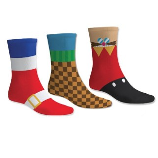 Chaussettes Sonic