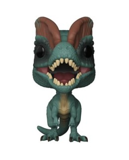Figurine Funko Pop Dilophosaurus CHASE - Jurassic Park
