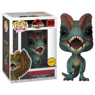 "Figurine Pop Jurassic Park ""Dilophosaurus"" (Limited Chase Edition)"