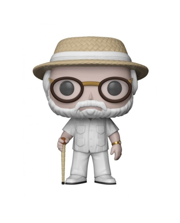 "Figurine Pop Jurassic Park ""John Hammond"""