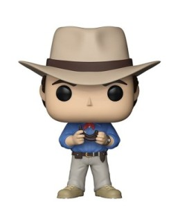 Figurine Funko Pop Dr. Alan Grant - Jurassic Park N°545