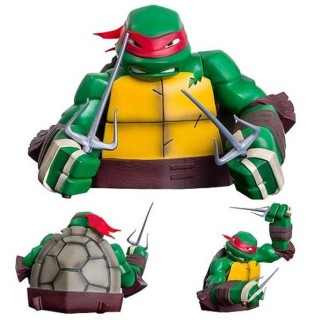 "Tirelire Tortues Ninja ""Raphael"""