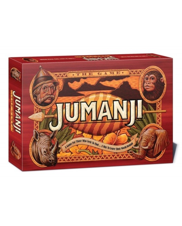 Jeu de plateau Jumanji