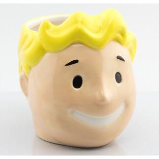 Mug 3D Fallout Vault Boy
