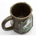 Mug 3D Seigneur des Anneaux Poney Fringant