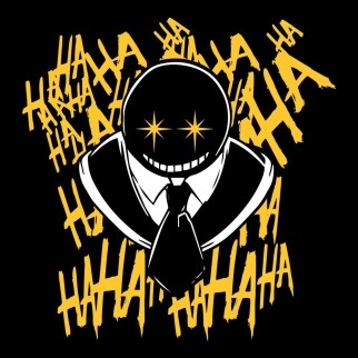 "T-Shirt ""Hahaha Assassin"""