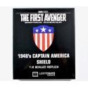 Réplique bouclier Captain America 1940