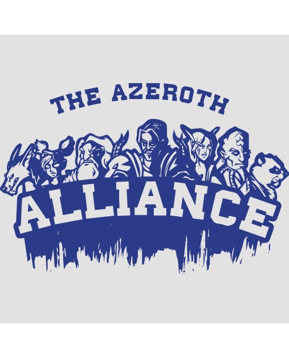"""T-Shirt """"For the Alliance"""""""