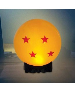 Lampe Dragon Ball Z boule de cristal XXL