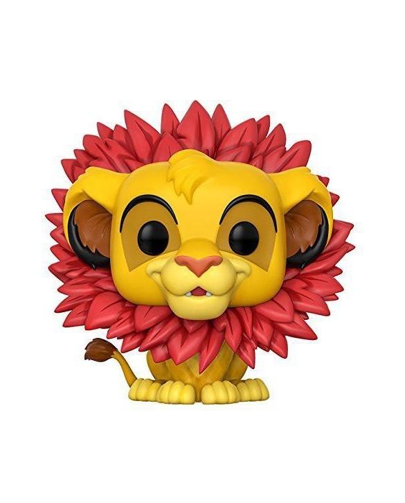 "Figurine Pop Le Roi Lion ""Simba"""