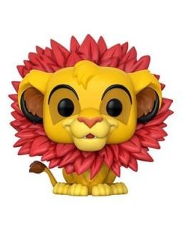 Figurine Funko Pop Simba - Le Roi Lion N°302