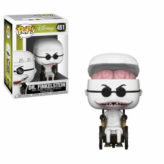 "Figurine Pop L'Étrange Noël de monsieur Jack ""Docteur Finkelstein"""