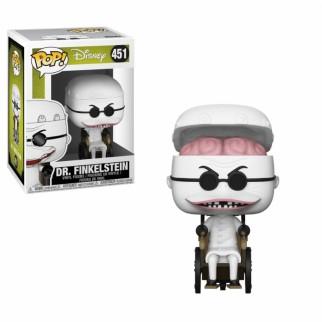 "Figurine Pop L'Étrange Noël de monsieur Jack ""Docteur Finkelstein"" N°451"