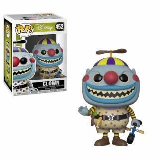 "Figurine Pop L'Étrange Noël de monsieur Jack ""le Clown"" N°452"