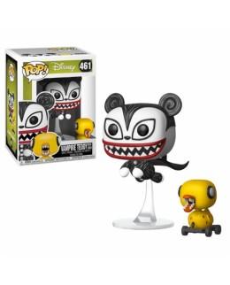 "Figurine Pop L'Étrange Noël de monsieur Jack ""Vampire Teddy avec Canard"" N°461"