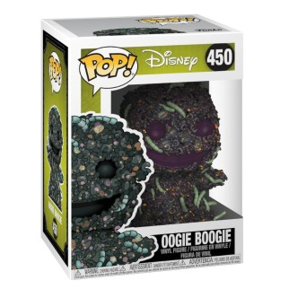 """Figurine Pop L'Étrange Noël de monsieur Jack """"Oogie Boogie avec insectes"""""""