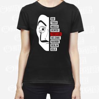 """T-Shirt """"El Professor"""""""