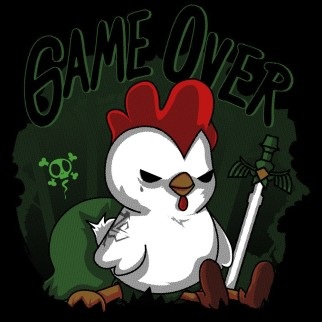 "T-Shirt ""Chicken Revenge"""