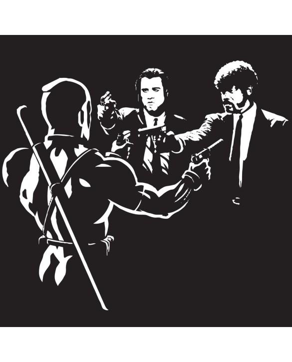 """T-Shirt """"Dead Fiction"""""""