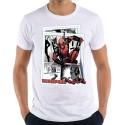 T-Shirt Deadpool comics