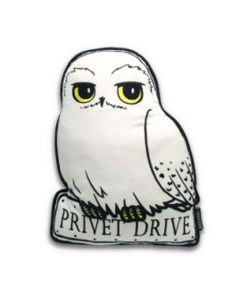 Coussin Hedwige Harry Potter