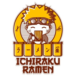 "T-Shirt ""Ichiraku"""