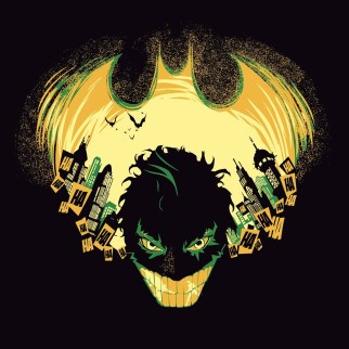 "T-Shirt ""Why so serious ?"""