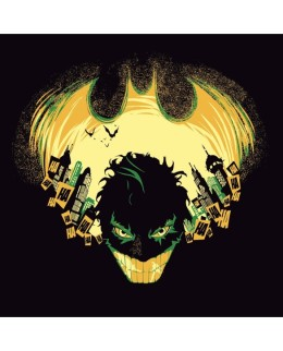 """T-Shirt """"Why so serious ?"""""""