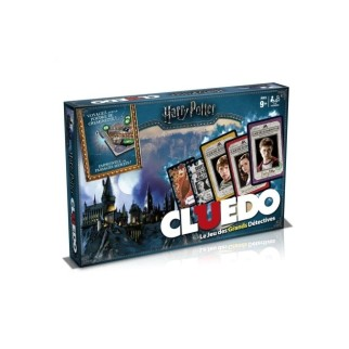 Cluedo Harry Potter - version française