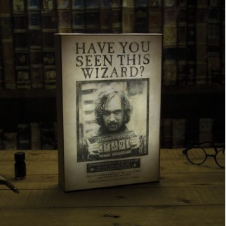 "Luminart Harry Potter ""Sirius Black"""