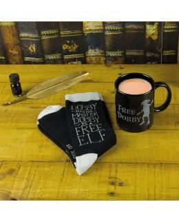 Mug et chaussettes Dobby - Harry Potter