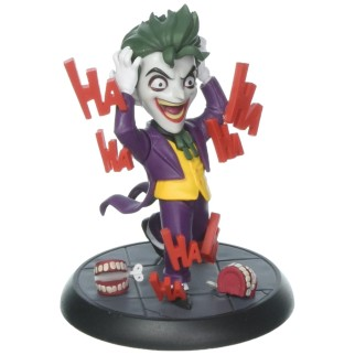 "Figurine QFig ""The Joker"" + badge OFFERT"