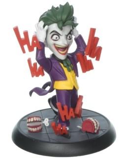 """Figurine QFig """"The Joker"""" + badge OFFERT"""