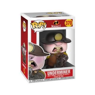 "Figurine Pop Les Indestructibles 2 ""Underminer"""