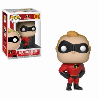 Figurine Pop Les Indestructibles 2 Mr Incredible N°363
