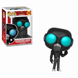 "Figurine Pop Les Indestructibles 2 ""Screenslaver"""