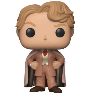 Figurine Funko Pop Gilderoy Lockhart - Harry Potter N°59