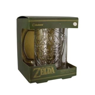Chope bouclier Zelda