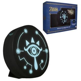 "Lampe projecteur Zelda ""Oeil de Sheikah"""
