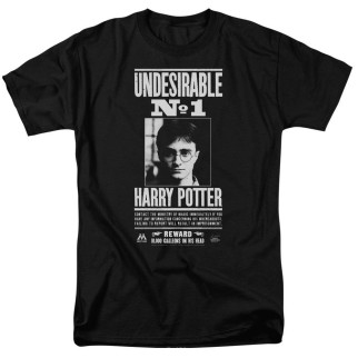 "T-Shirt Harry Potter ""Undesirable n°1"""