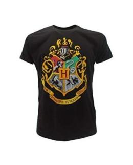 Pack de 4 T-Shirts Officiel Harry Potter (parmi 6 modèles)