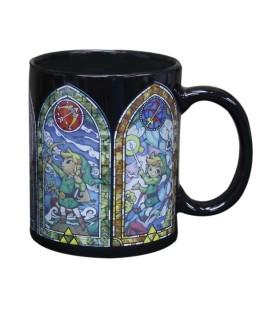 Mug thermoréactif Zelda