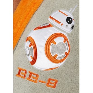 "Peignoir Star Wars ""BB-8"""