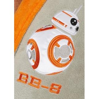 """Peignoir Star Wars """"BB-8"""""""