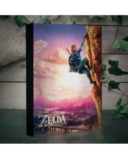 Luminart Zelda Breath of the Wild